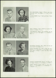 Page 16, 1951 Edition, Huntingburg High School - Optimist Yearbook (Huntingburg, IN) online yearbook collection