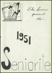 Page 5, 1951 Edition, Huntingburg High School - Optimist Yearbook (Huntingburg, IN) online yearbook collection