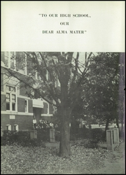 Page 6, 1951 Edition, Huntingburg High School - Optimist Yearbook (Huntingburg, IN) online yearbook collection