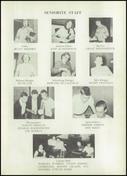 Page 7, 1951 Edition, Huntingburg High School - Optimist Yearbook (Huntingburg, IN) online yearbook collection
