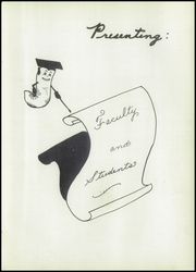 Page 9, 1951 Edition, Huntingburg High School - Optimist Yearbook (Huntingburg, IN) online yearbook collection