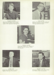 Page 11, 1957 Edition, Roosevelt High School - Flashback Yearbook (Monticello, IN) online yearbook collection