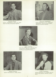 Page 12, 1957 Edition, Roosevelt High School - Flashback Yearbook (Monticello, IN) online yearbook collection
