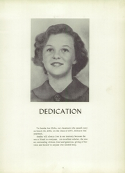 Page 7, 1957 Edition, Roosevelt High School - Flashback Yearbook (Monticello, IN) online yearbook collection