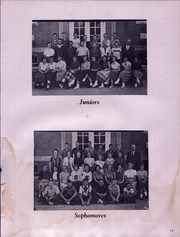 Page 15, 1953 Edition, Staunton High School - Yellowjacket Yearbook (Staunton, IN) online yearbook collection