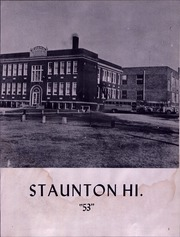 Page 5, 1953 Edition, Staunton High School - Yellowjacket Yearbook (Staunton, IN) online yearbook collection