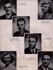 Page 8, 1953 Edition, Staunton High School - Yellowjacket Yearbook (Staunton, IN) online yearbook collection
