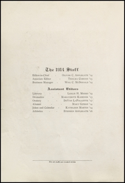 Page 10, 1914 Edition, Thorntown High School - Exode Yearbook (Thorntown, IN) online yearbook collection