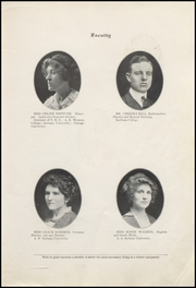 Page 13, 1914 Edition, Thorntown High School - Exode Yearbook (Thorntown, IN) online yearbook collection