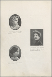 Page 14, 1914 Edition, Thorntown High School - Exode Yearbook (Thorntown, IN) online yearbook collection