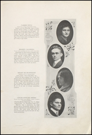 Page 17, 1914 Edition, Thorntown High School - Exode Yearbook (Thorntown, IN) online yearbook collection