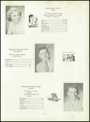 Page 15, 1954 Edition, Lyons High School - Lions Den Yearbook (Lyons, IN) online yearbook collection