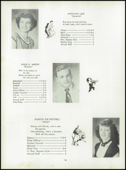 Page 16, 1954 Edition, Lyons High School - Lions Den Yearbook (Lyons, IN) online yearbook collection