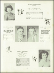 Page 17, 1954 Edition, Lyons High School - Lions Den Yearbook (Lyons, IN) online yearbook collection