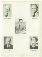 Page 7, 1954 Edition, Lyons High School - Lions Den Yearbook (Lyons, IN) online yearbook collection