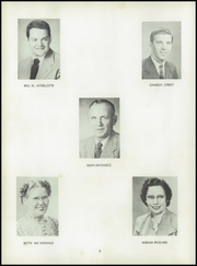 Page 8, 1954 Edition, Lyons High School - Lions Den Yearbook (Lyons, IN) online yearbook collection