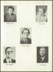 Page 9, 1954 Edition, Lyons High School - Lions Den Yearbook (Lyons, IN) online yearbook collection