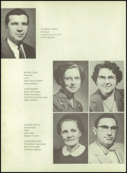 Page 10, 1957 Edition, Lyons High School - Lions Den Yearbook (Lyons, IN) online yearbook collection
