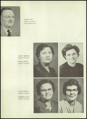Page 12, 1957 Edition, Lyons High School - Lions Den Yearbook (Lyons, IN) online yearbook collection