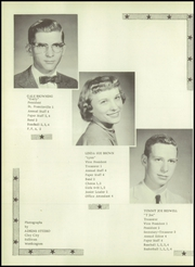Page 14, 1957 Edition, Lyons High School - Lions Den Yearbook (Lyons, IN) online yearbook collection