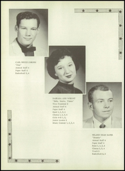 Page 16, 1957 Edition, Lyons High School - Lions Den Yearbook (Lyons, IN) online yearbook collection
