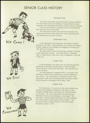 Page 17, 1957 Edition, Lyons High School - Lions Den Yearbook (Lyons, IN) online yearbook collection