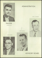 Page 8, 1957 Edition, Lyons High School - Lions Den Yearbook (Lyons, IN) online yearbook collection