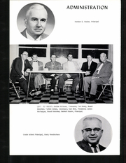 Page 10, 1960 Edition, Van Buren High School - Van Yearbook (Van Buren Township, IN) online yearbook collection