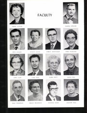 Page 12, 1960 Edition, Van Buren High School - Van Yearbook (Van Buren Township, IN) online yearbook collection