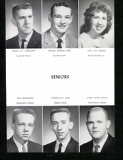 Page 17, 1960 Edition, Van Buren High School - Van Yearbook (Van Buren Township, IN) online yearbook collection