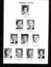 Page 8, 1960 Edition, Van Buren High School - Van Yearbook (Van Buren Township, IN) online yearbook collection