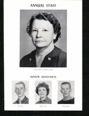 Page 9, 1960 Edition, Van Buren High School - Van Yearbook (Van Buren Township, IN) online yearbook collection