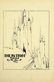 Page 9, 1926 Edition, Shields High School - Patriot Yearbook (Seymour, IN) online yearbook collection