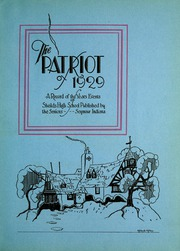 Page 7, 1929 Edition, Shields High School - Patriot Yearbook (Seymour, IN) online yearbook collection