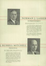 Page 10, 1938 Edition, Shields High School - Patriot Yearbook (Seymour, IN) online yearbook collection