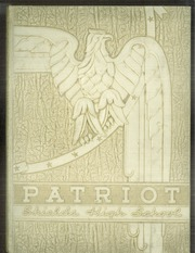 1941 Edition, Shields High School - Patriot Yearbook (Seymour, IN)