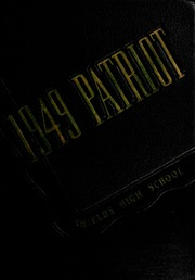 1949 Edition, Shields High School - Patriot Yearbook (Seymour, IN)
