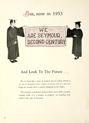 Page 10, 1953 Edition, Shields High School - Patriot Yearbook (Seymour, IN) online yearbook collection
