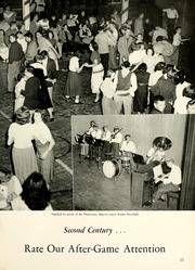 Page 15, 1953 Edition, Shields High School - Patriot Yearbook (Seymour, IN) online yearbook collection