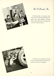 Page 12, 1954 Edition, Shields High School - Patriot Yearbook (Seymour, IN) online yearbook collection