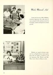 Page 16, 1954 Edition, Shields High School - Patriot Yearbook (Seymour, IN) online yearbook collection