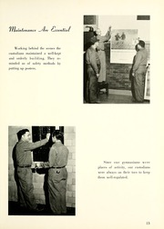 Page 17, 1954 Edition, Shields High School - Patriot Yearbook (Seymour, IN) online yearbook collection