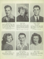 Page 10, 1947 Edition, Oakland City High School - Graduate Yearbook (Oakland City, IN) online yearbook collection