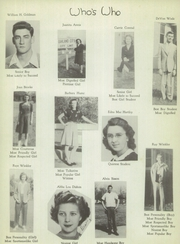 Page 16, 1947 Edition, Oakland City High School - Graduate Yearbook (Oakland City, IN) online yearbook collection