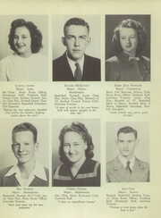 Page 9, 1947 Edition, Oakland City High School - Graduate Yearbook (Oakland City, IN) online yearbook collection