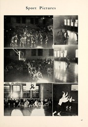 Page 51, 1950 Edition, Huntington Catholic High School - Rambler Yearbook (Huntington, IN) online yearbook collection