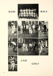 Page 52, 1950 Edition, Huntington Catholic High School - Rambler Yearbook (Huntington, IN) online yearbook collection
