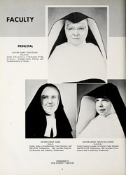 Page 10, 1955 Edition, Huntington Catholic High School - Rambler Yearbook (Huntington, IN) online yearbook collection
