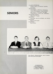 Page 14, 1955 Edition, Huntington Catholic High School - Rambler Yearbook (Huntington, IN) online yearbook collection