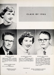 Page 15, 1955 Edition, Huntington Catholic High School - Rambler Yearbook (Huntington, IN) online yearbook collection